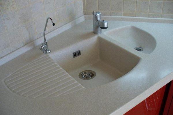 Berikut Adalah Beberapa Gambar Sinki Dapur Untuk Dari Batu Buatan