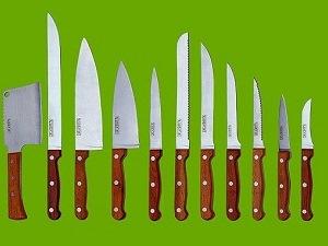 Какие ножи лучше для кухни