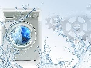 течет стиральная машина снизу